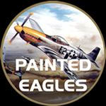 Peter Andrew Jones Painted Eagles