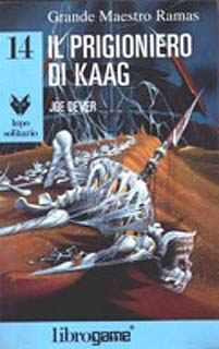 Peter Andrew Jones Solar Wind Heroes & Villains The Captives of Kaag