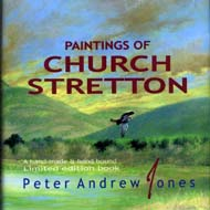 Paintings of Church Stretton Book Peter Andrew Jones